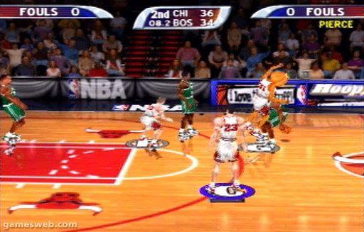 NBA Hoopz - Screenshots - Bild 3
