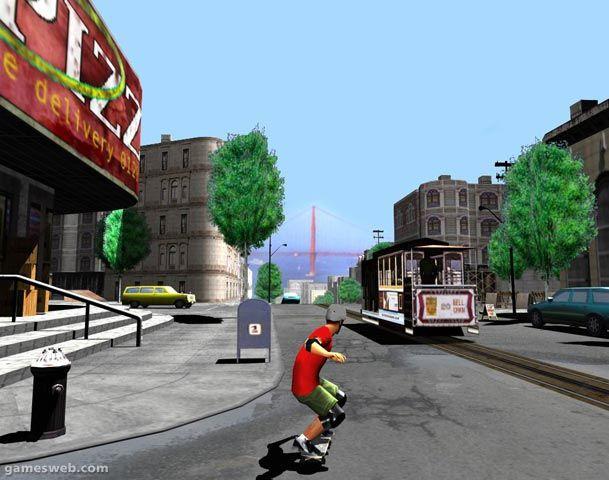 ESPN X Games Skatebarding  Archiv - Screenshots - Bild 16