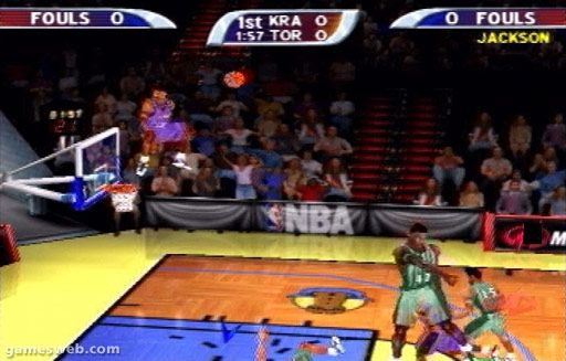 NBA Hoopz - Screenshots - Bild 4