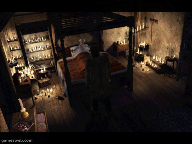 Alone in the Dark 4 - Screenshots - Bild 13