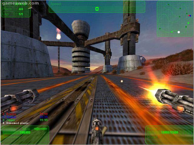 HoveRace  Archiv - Screenshots - Bild 18