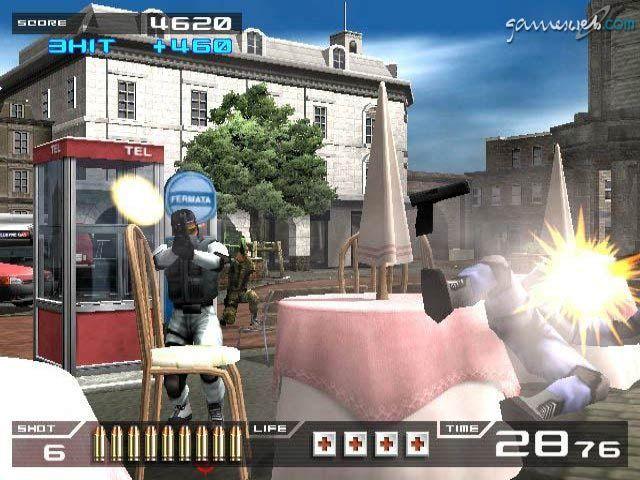 Time Crisis 2  Archiv - Screenshots - Bild 2