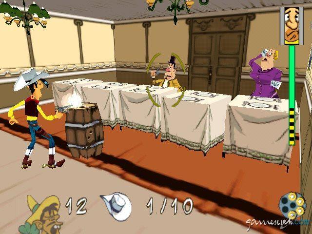 Lucky Luke Western Fever - Screenshots - Bild 15