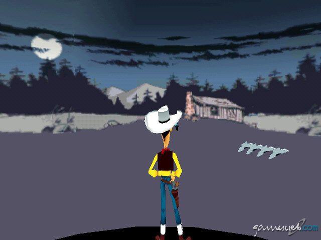 Lucky Luke Western Fever - Screenshots - Bild 13