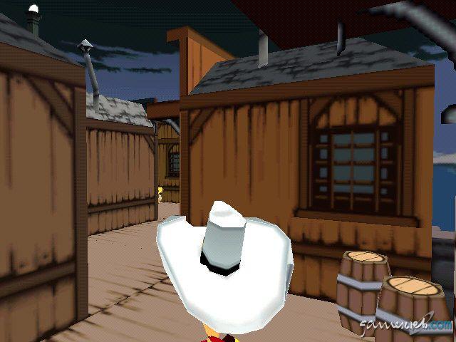 Lucky Luke Western Fever - Screenshots - Bild 9