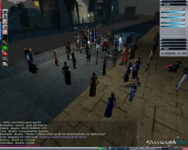 Anarchy Online - Screenshots - Bild 2