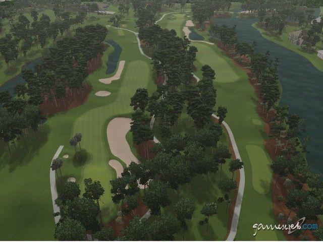 Tiger Woods PGA Tour 2002  Archiv - Screenshots - Bild 2