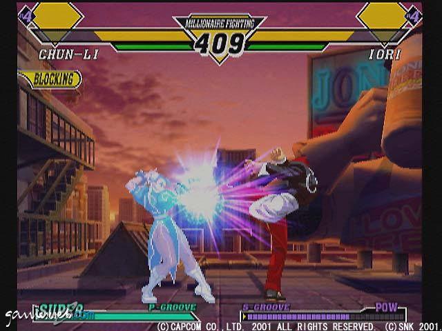 Capcom Vs. SNK 2  Archiv - Screenshots - Bild 2