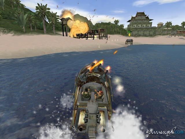 Blood Wake  Archiv - Screenshots - Bild 2