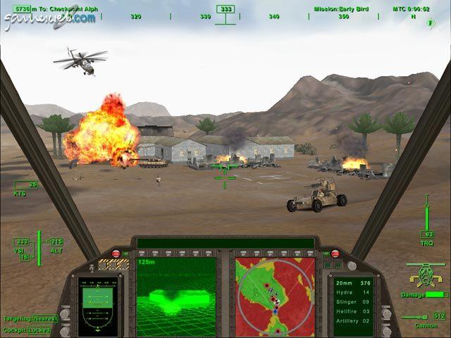 Comanche 4  Archiv - Screenshots - Bild 2