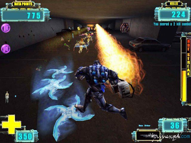 X-Com Enforcer - Screenshots - Bild 2