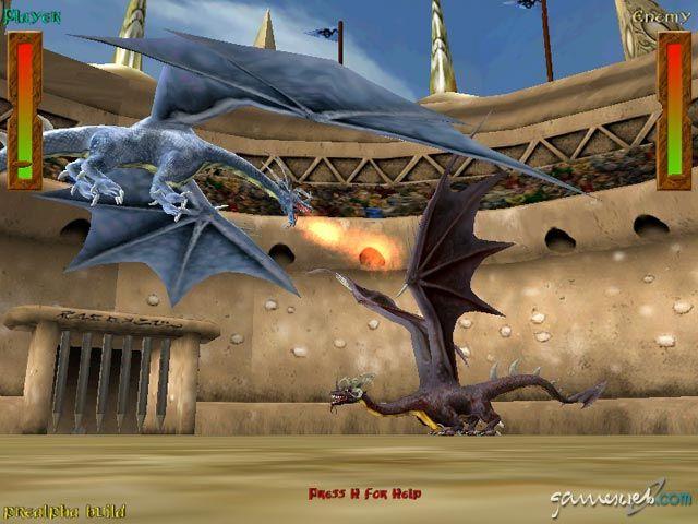 Dragonfarm  Archiv - Screenshots - Bild 2