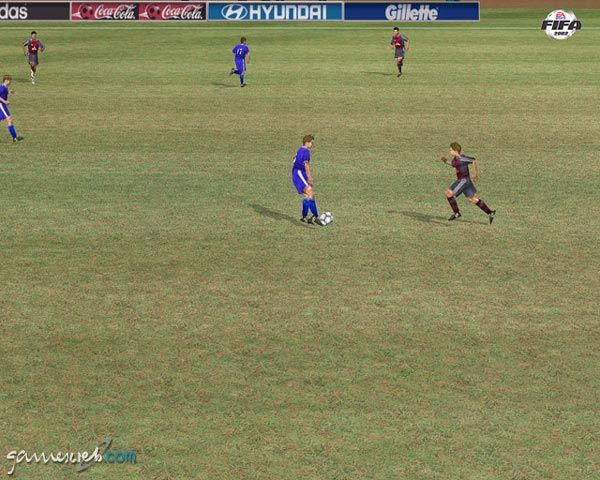 FIFA 2002 - Screenshots - Bild 2