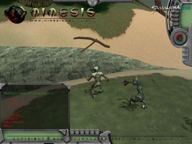 Mimesis Online - Screenshots - Bild 2