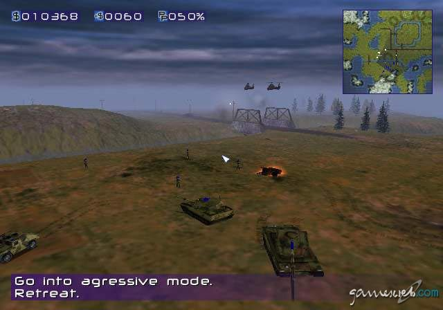 Conflict Zone  Archiv - Screenshots - Bild 2