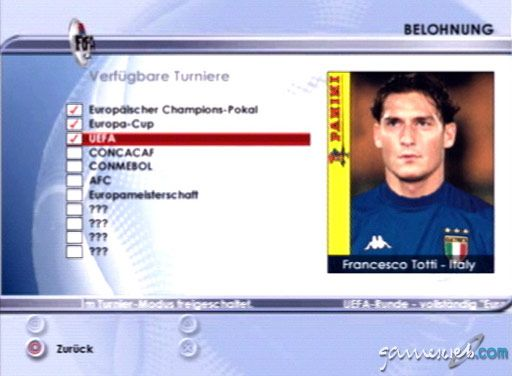 FIFA 2002 - Screenshots - Bild 2