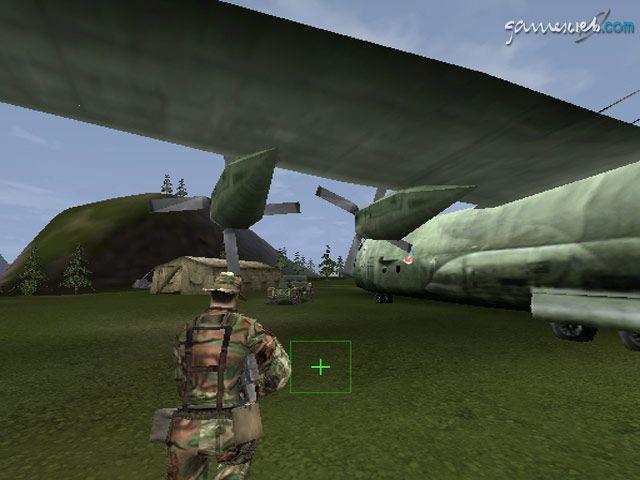 Delta Force  Archiv - Screenshots - Bild 2