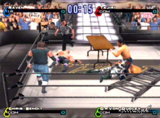 WWF SmackDown!: Just Bring It! - Screenshots - Bild 5