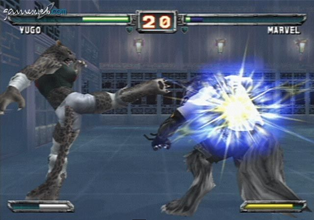 Blood Roar: Primal Fury  Archiv - Screenshots - Bild 19