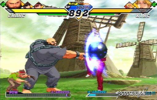 Capcom vs. SNK 2 - Screenshots - Bild 17