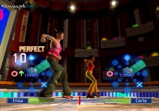 Britney's Dance Beat  Archiv - Screenshots - Bild 9