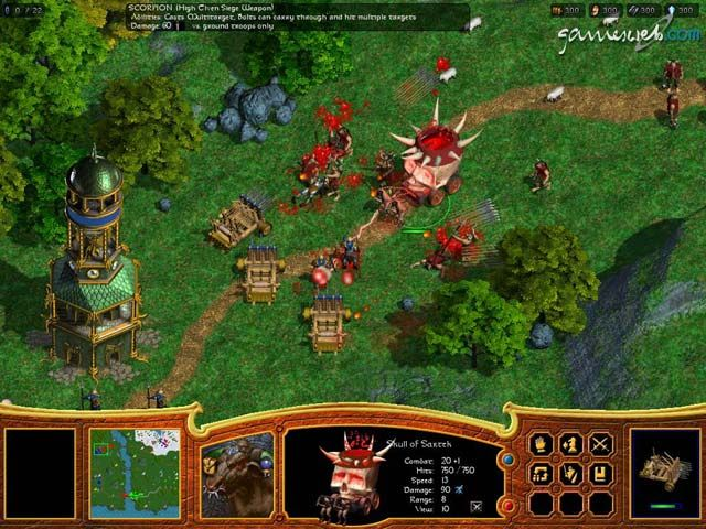 Warlords: Battlecry 2  Archiv - Screenshots - Bild 9