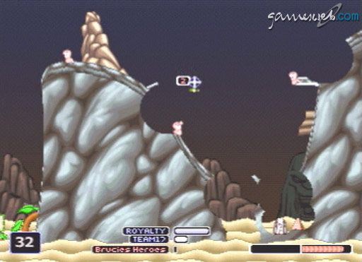 Worms World Party - Screenshots - Bild 18