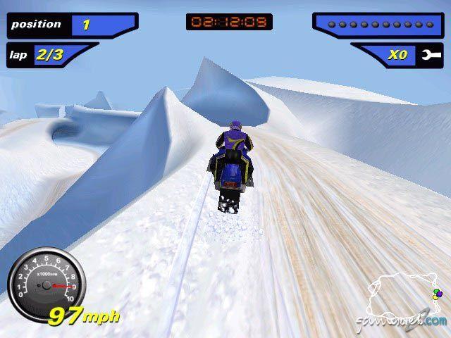 Snowcross - Screenshots - Bild 16