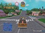 The Simpsons: Road Rage - Screenshots - Bild 10