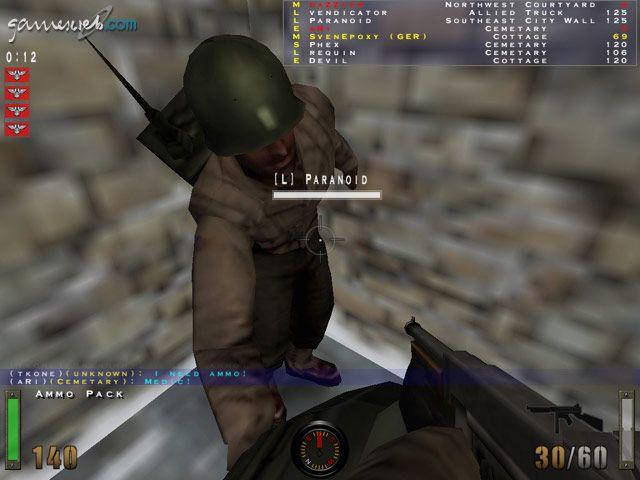 Return to Castle Wolfenstein - Screenshots - Bild 17