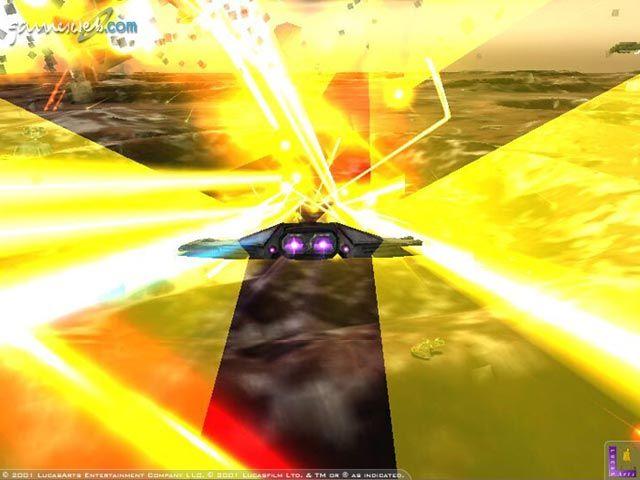 Star Wars Jedi Starfighter  Archiv - Screenshots - Bild 15