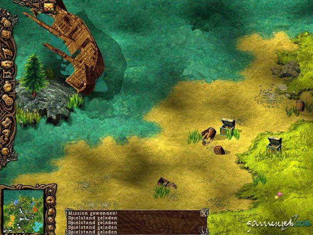 Cultures 2 - Die Tore Asgards - Screenshots - Bild 19