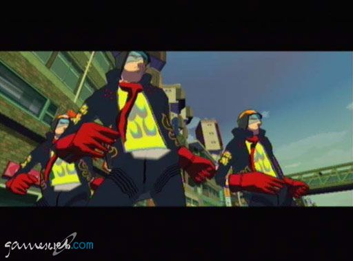 Jet Set Radio Future - Screenshots - Bild 20