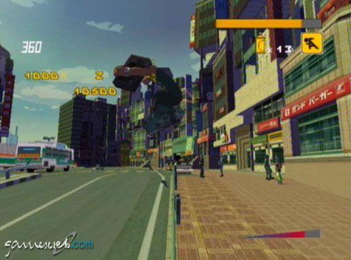 Jet Set Radio Future - Screenshots - Bild 19