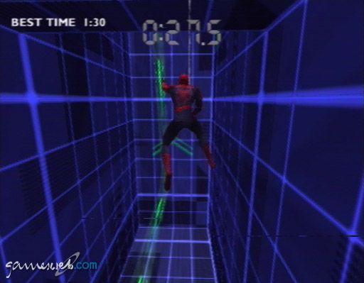 Spider-Man: The Movie - Screenshots - Bild 6