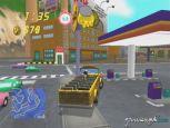 The Simpsons: Road Rage - Screenshots - Bild 13