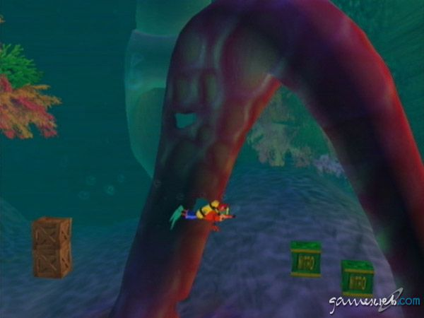 Crash Bandicoot: The Wrath of Cortex - Screenshots - Bild 16