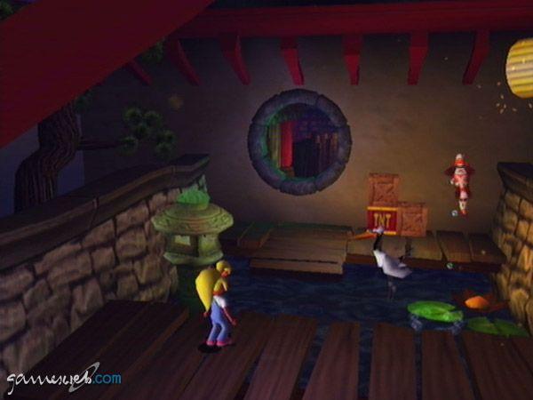 Crash Bandicoot: The Wrath of Cortex - Screenshots - Bild 4