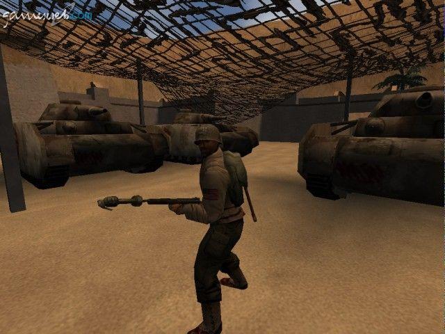 Return to Castle Wolfenstein: Enemy Territory  Archiv - Screenshots - Bild 16