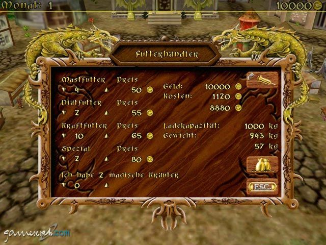 Dragonfarm - Screenshots - Bild 6