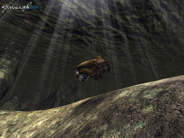 AquaNox: Revelation  Archiv - Screenshots - Bild 21
