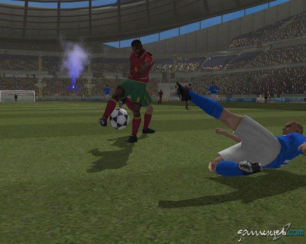 This Is Football 2003  Archiv - Screenshots - Bild 19