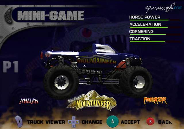 Monster Jam Maximum Destruction  Archiv - Screenshots - Bild 65