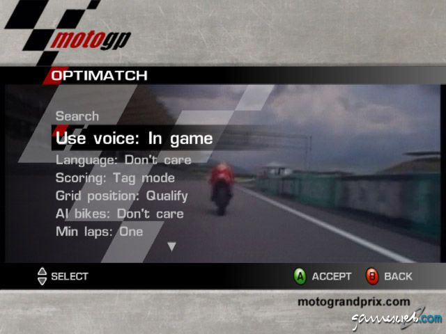 MotoGP Online  Archiv - Screenshots - Bild 6
