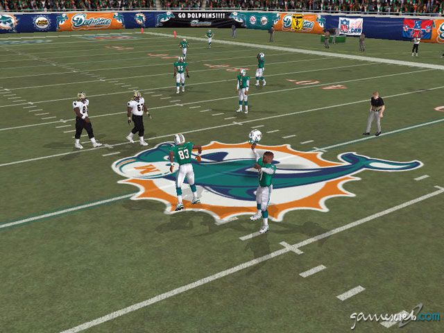 Madden NFL 2003 - Screenshots - Bild 19
