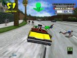 Crazy Taxi - Screenshots - Bild 4