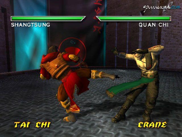 Mortal Kombat: Deadly Alliance  Archiv - Screenshots - Bild 6