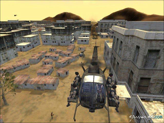Delta Force: Black Hawk Down  Archiv - Screenshots - Bild 27