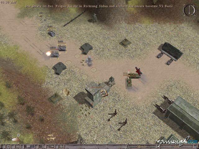 Frontline Attack: War over Europe - Screenshots - Bild 19