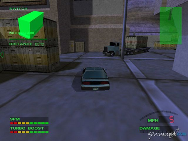Knight Rider  Archiv - Screenshots - Bild 11